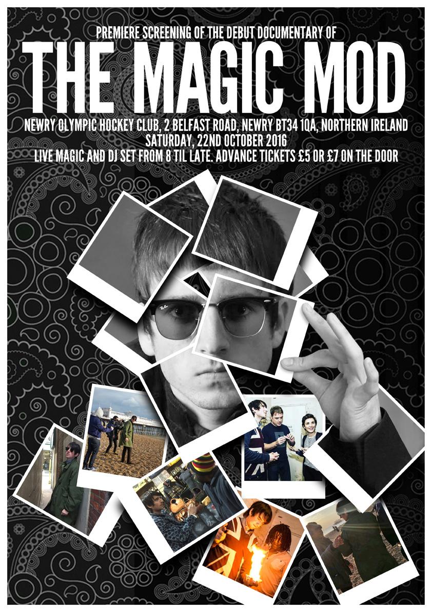 MAGIC MOD_premiere_A3 poster